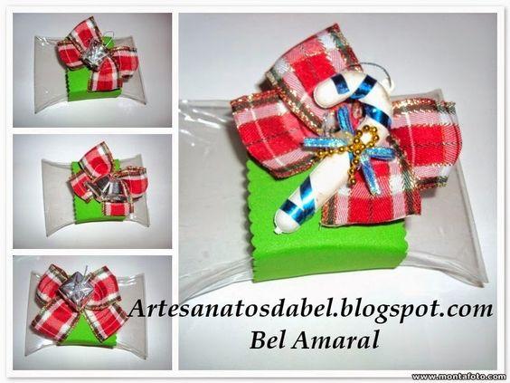 Escolinha Bíblica da Garotada: Lembrancinha de natal reciclada, feita com garrafa...