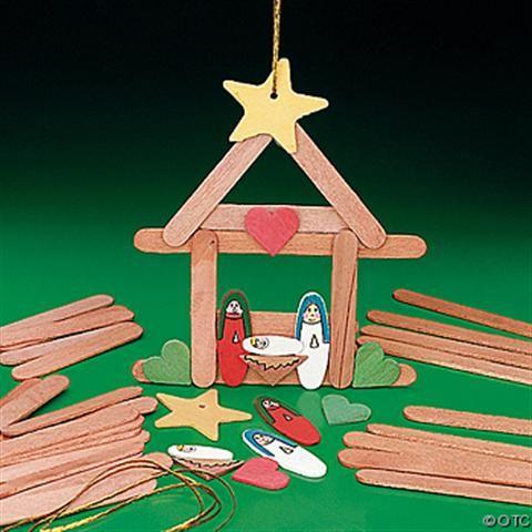 Manualidades para navidad para infantiles y preescolares for Manualidades de navidad para ninos