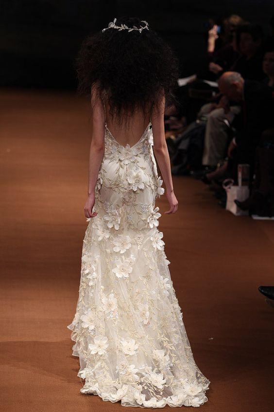 Claire Pettibone Bridal Fall 2011