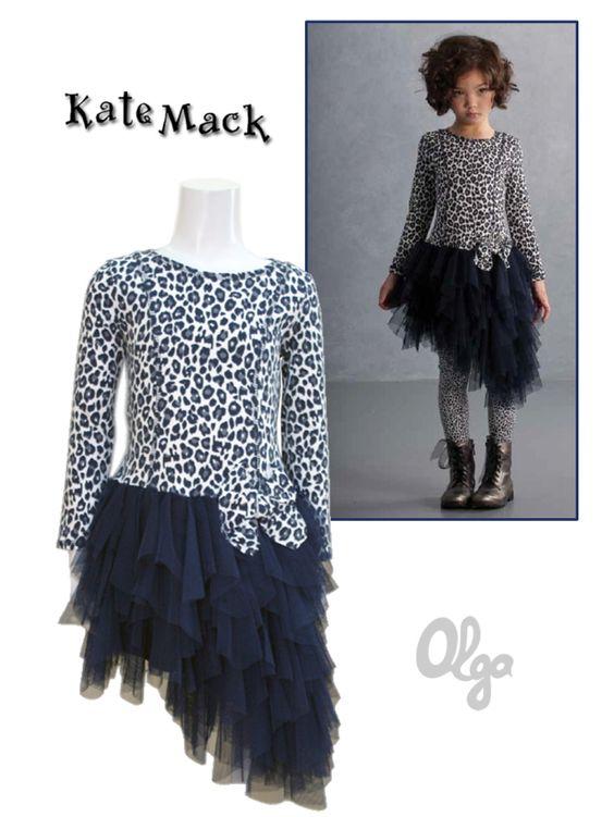 Kate Mack, moda infantil otoño-invierno 204 2015.