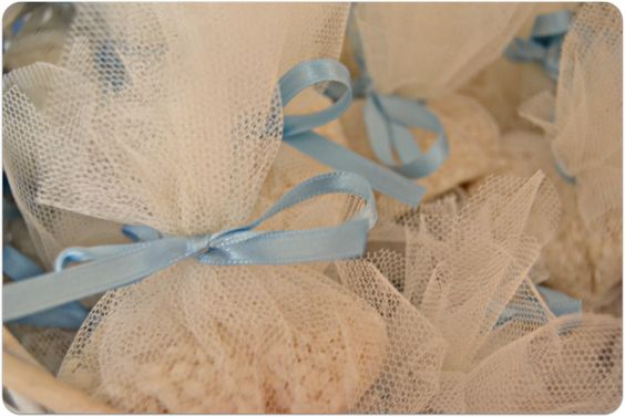 Sacos de Arroz DIY #wedding #bodas