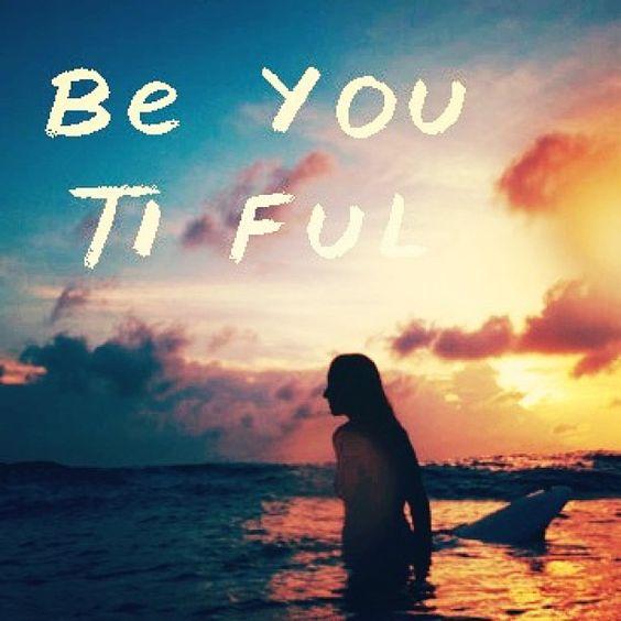 """@theseakin's photo: """"Beyoutiful, you"""""""