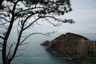 Playas escondidas en invierno. Viaje por Asturias.