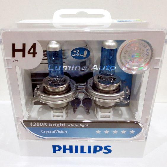 Philips CrystalVision 4300K | Lumina Auto
