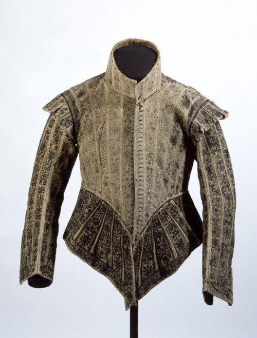 Doublet, 1620-1625  The Victoria & Albert Museum