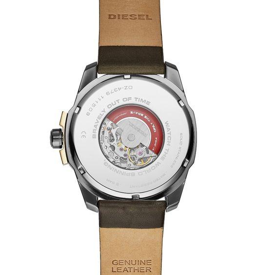 DIESEL全球限量機械錶系列 台灣強勢出擊! - JUKSY 流行生活網
