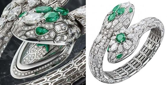 Bvlgari Serpenti Misteriosi High Jewellery Ref. 102784