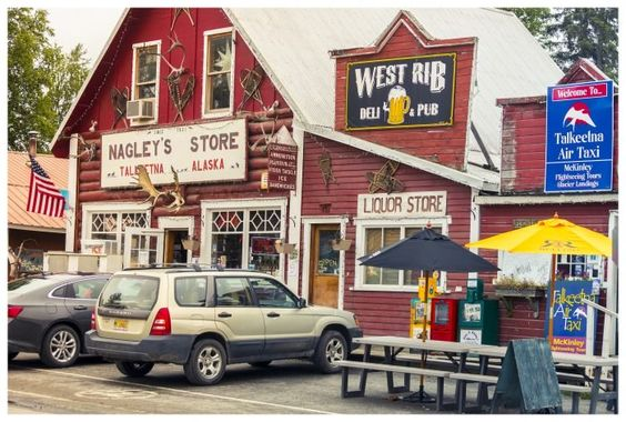 Take A Day Trip To Talkeetna, A Charming Small Town In Alaska