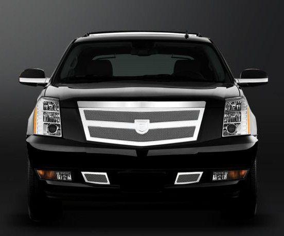 Ext Cadillac: 2007-2011 CADILLAC ESCALADE EXT CUSTOM GRILLE