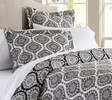 Devon Reversible Duvet Cover & Sham | Pottery Barn