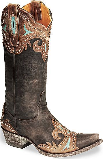 are some cowgirl boots