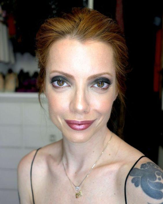 Verde e dourado #petiscosrocks #makeup