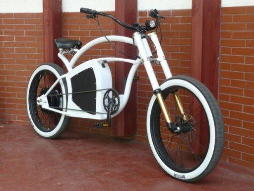 Rower Elektryczny Ebike Cruiser 4kw Jedyny Taki 7044871750 Oficjalne Archiwum Allegro Ebike Cruisers Custom Bicycle