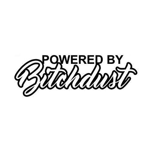 Amazon Com Powered By B Dust Decal 5 Sizes 20 Colors 229 Handmade In 2020 Graffiti Lettering Alphabet Custom Vinyl Decal Swear Word Coloring