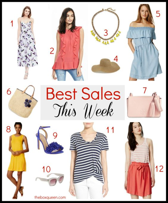 BEST SALES OF THE WEEK, Nordstrom, Banana Republic, Loft Sales, Fashion, Style