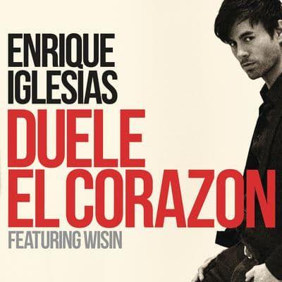 Découvrez le clip video DUELE EL CORAZON - Enrique Iglesias feat. Wisin sur TrackMusik.