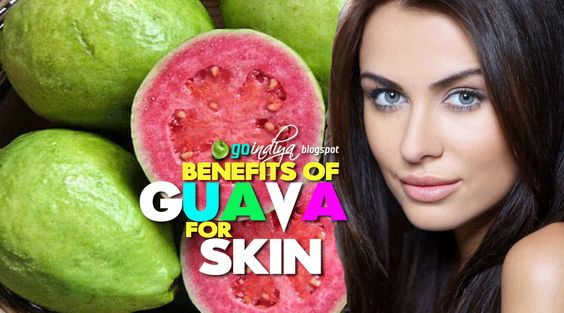 Benefits of Guava for Skin - Guava 'The Ultimate Superfood' ~ Natural Home Remedies. Simple and Effective