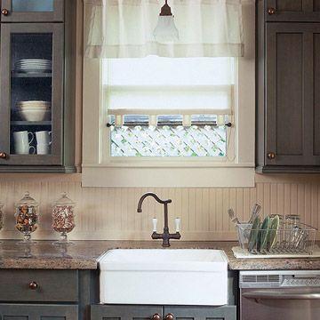 Back splashes beads and sinks on pinterest for Splash board kitchen