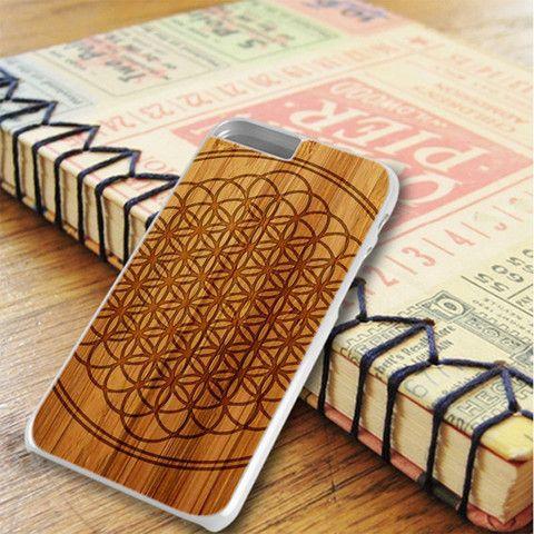 Bmth Sempiternal Logo Albums Wood Texture iPhone 6 Plus|iPhone 6S Plus Case