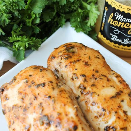 Ya can't go wrong with #honeymustard! Especially in this #bakedchicken #recipe! #maindish #dinner