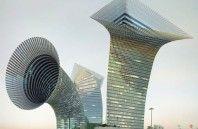 Fantastical architecture by Victor Enrich