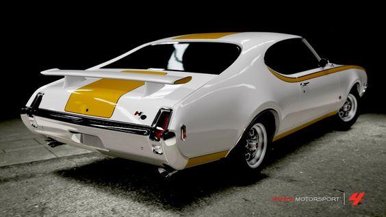Oldsmobile Hurst/Olds 442