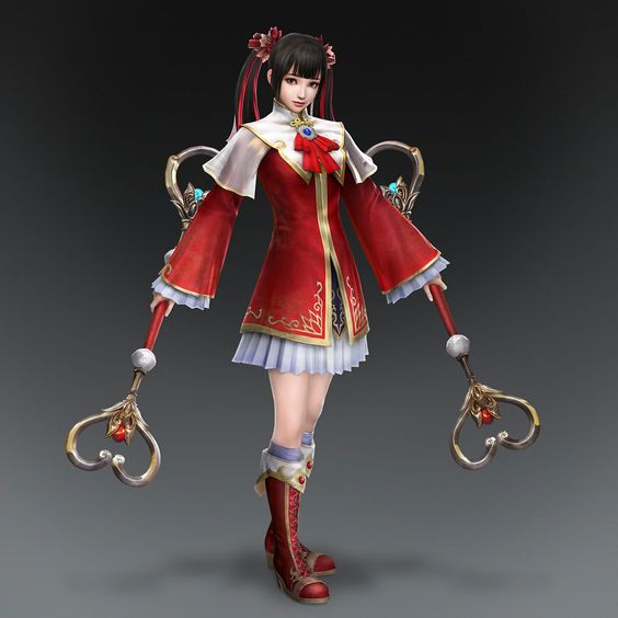 Warriors Orochi 3 Weapon Compatibility: Pinterest • The World's Catalog Of Ideas