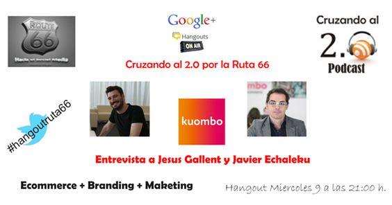 http://ricardohoyos.es/ruta-66-social-media  Entrevista sobre ecommerce y branding