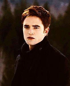 Edward in Breaking Dawn 2... #Twilight #Saga