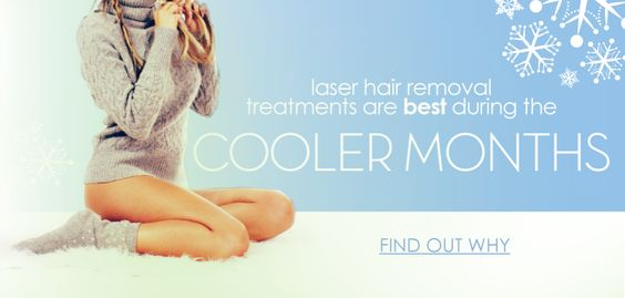 Get ready now for summer! Laser hair removal works best in the colder months. Call Changes Medical Spa to learn why. We have laser hair removal SPECIALS and gift packages for the Holidays!