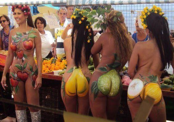 Maquillaje de Carnaval.