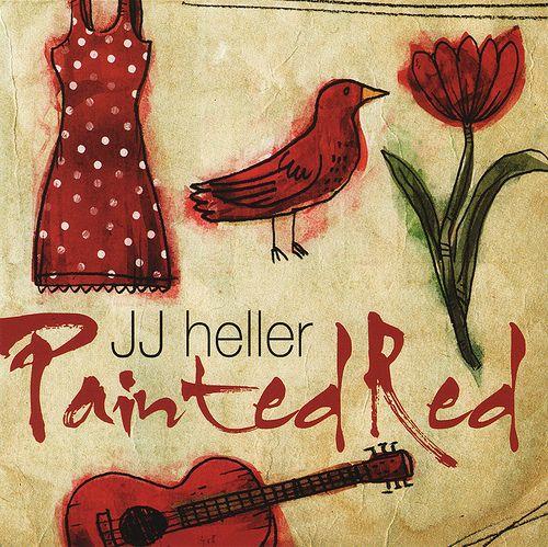JJ Heller - Painted Red