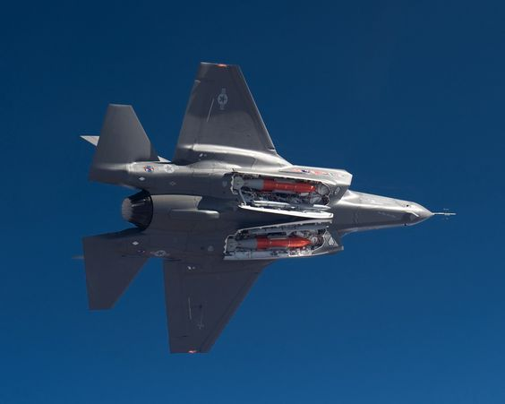 F-35A The F-35 Stealth Fighter May Never Be Ready for Combat