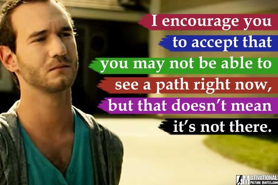 quotes by nick vujicic