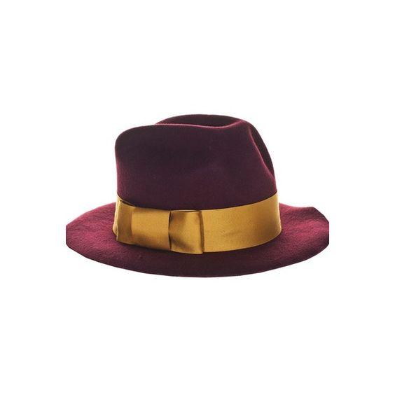 CHRISTYS  Isla Red Wine    Woll-Filzhut Hüte sind diese Saison ein Muss! Der handgefertigte Filz-Hut des englischen Traditionshauses Christiy's kommt mit breiter Krempe und farblich abgesetztem Rips-Hutband mit Schleife. Perfekt für einen lässigen Rockstar-Boho-Look a la Emma Roberts! Ob abends für den Club als lässiger Hingucker oder als Schutz vor Wind und Wetter - der edle Hut gibt jedem Outfit den letzten Schliff!