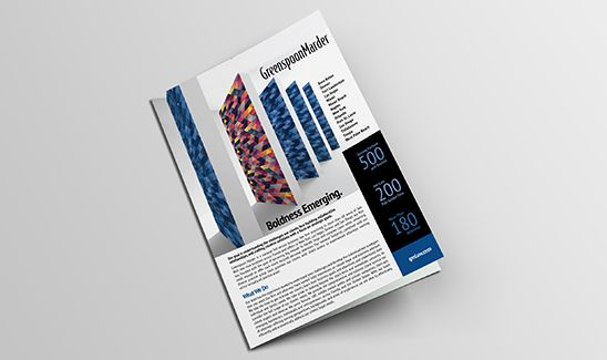 A bold law firm brochure design Law Firm Brochure Design - law firm brochure