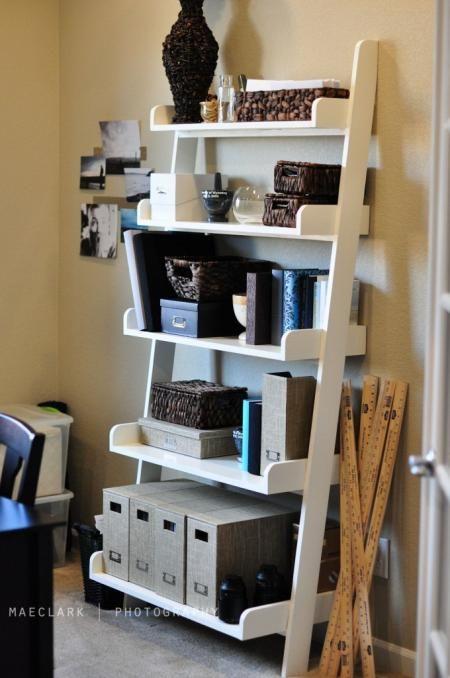 I love these shelves!