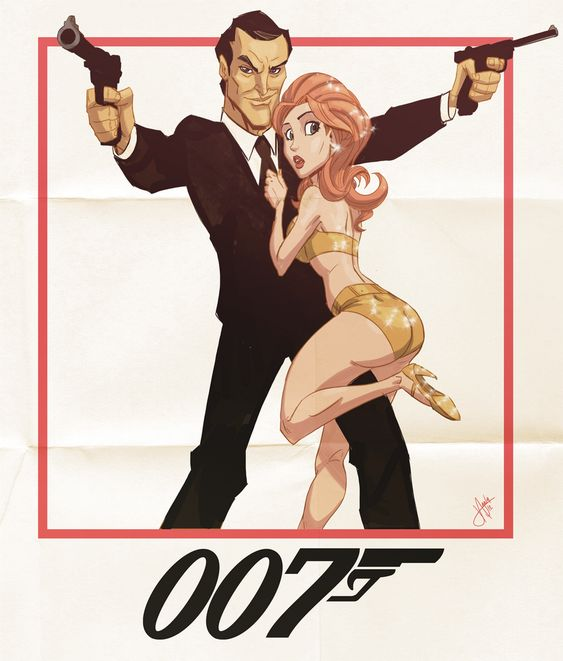 007 by jeffagala on DeviantArt