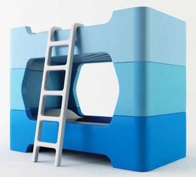 What a cute bunkbed