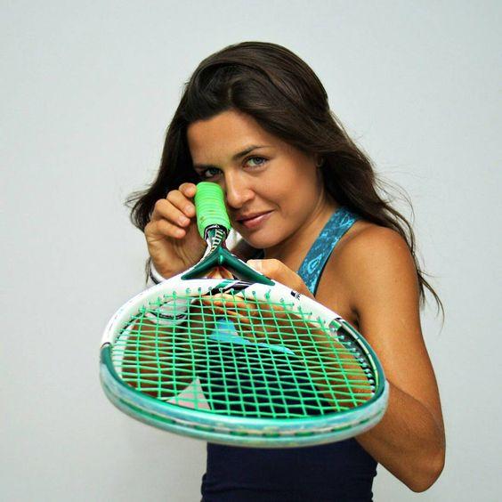¡Adoramos los deportes de raqueta! #squash #pádel #tenis