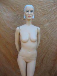 Mature Mannequin