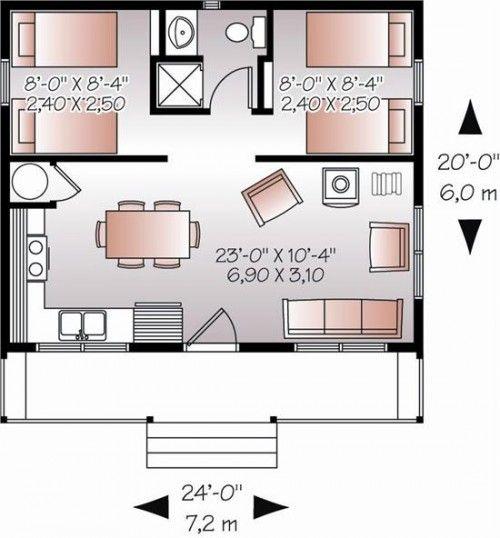 Fantastic Micro House Plans Small Homes Plans Designs Retirement House Largest Home Design Picture Inspirations Pitcheantrous