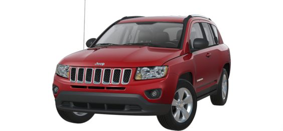 I can drive across North America and back again in a Jeep SUV