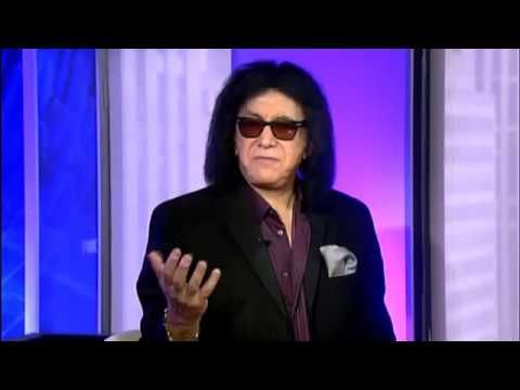 ▶ Gene Simmons to women: Stop depending on me - YouTube