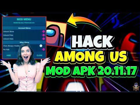 Update Among Us 2 Mod Menu 2020 11 17a Among Us Mod Menu Invisibility Auto Impostor Amongus Youtube Play Online Youtube Online
