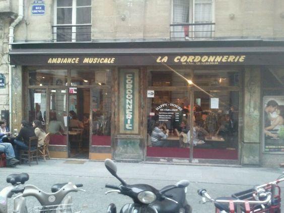 La Cordonnerie à Paris