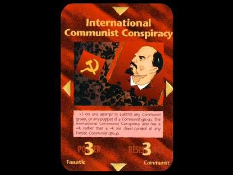Illuminati Card Game -  Steve Jackson FUTURE ON THE CARDS