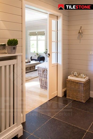 Vloertegels Keuken Landelijk : keuken, landelijk, verouderde kanten, imitatie blauwe steen, impermo