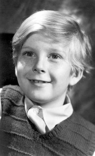 Bobby Henreid. Jovens atores.