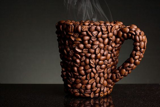 Coffee bean mug. Available on istock #7646641 by rctaylorphotography, via Flickr